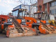 Подготовка к зиме, Дорожные службы Симферополя подготовились к снегопадам