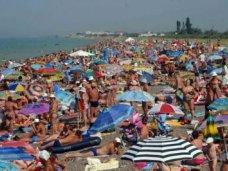 Туристы, В Крыму отдохнули почти 5,7 млн. туристов