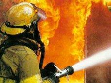 Пожар, Под Симферополем на пожаре погиб мужчина