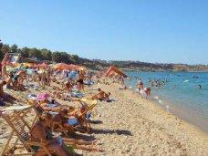 Пляжи, В Севастополе расширят пляжи