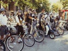 велосипед, В Евпатории повторят ретро-велозаезд
