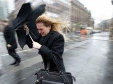 штормовое предупреждение, В горах Крыма ожидается мокрый снег