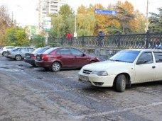 парковки, «Крымтранспарксервис» открыл в Симферополе первую парковку
