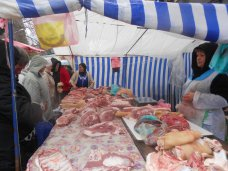 В Алуште проходит традиционная осенняя ярмарка