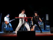 Ундервуд, Группа «Ундервуд» на концерте в Симферополе признавалась в любви Крыму