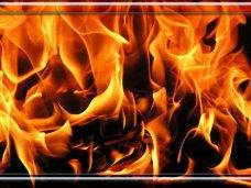 Пожар, В Симферопольском районе сгорел ресторан
