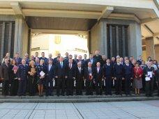 День Конституции, В Верховной Раде Крыма отметили День Конституции АРК