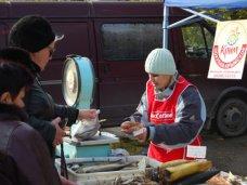 Ярмарка, В Евпатории на ярмарке продали 40 тонн продукции