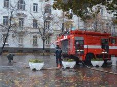 Ливневки, В Севастополе ливнем затопило проспект Нахимова