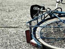 ДТП, Автомобиль в Симферополе сбил велосипедиста