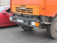 ДТП, Под Симферополем «КАМАЗ» без водителя наехал на пешехода