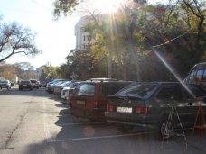 парковки, «Крымтранспарксервис» открыл вторую парковку в Симферополе