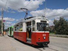 Трамвай, В Евпатории установят памятник городскому трамваю