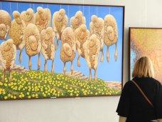 Выставка, В Симферополе открылась выставка художника-авангардиста