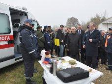 Чрезвычайная ситуация, В Крыму все службы готовы к чрезвычайным ситуациям в осенне-зимний период