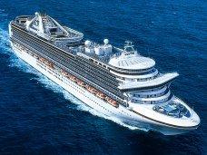 Порт, Круиз, Порты Крыма посетило более 140 круизных лайнеров