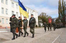Учения, Крымские морпехи отправились на международные учения