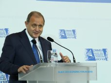 Черноморский экономический форум, На Черноморском экономическом форуме презентовали 11 крымских инвестпроектов