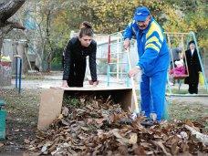 Субботник, В Феодосии провели «чистый» четверг
