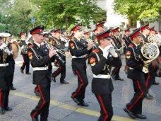 В Симферополе проведут парад духовых оркестров