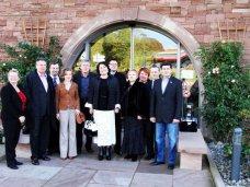 рабочий визит, Делегаты парламента Крыма встретились с представителями Торгово-промышленной палаты Эльзаса
