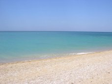 Пляжи, В Евпатории пляжи консервируют на зиму