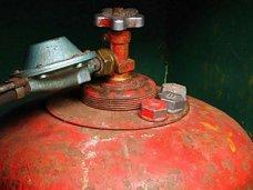 Происшествие, В Нижнегорском районе взорвался газовый баллон