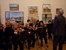 Выставка, В Севастополе открылась выставка международного Батилиманского пленэра