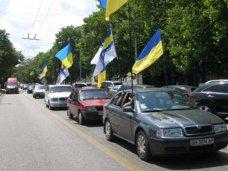 Автопробег, Крымские афганцы готовятся провести автопробег