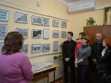 Керченско-Эльтигенская десантная операция, В Симферополе открыли выставку к 70-летию Эльтигенской десантной операции
