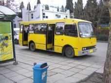 схема движения, В Ялте разработают новую сеть городских автобусных маршрутов
