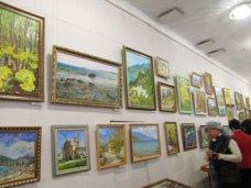 Выставка, В Симферополе пройдет биеннале самодеятельных художников