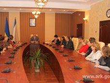 приемная семья, В Крыму обсудили поддержку приемных семей и домов семейного типа