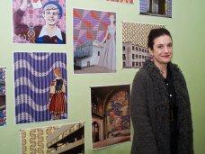 Выставка, В Севастополе открылась выставка калифорнийской художницы