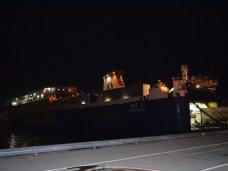 Пожар, У берегов Севастополя горел молдавский паром