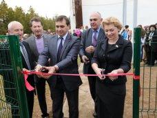 Отопление, В селе Красногвардейского района открыли мини-котельную в школе
