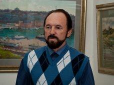Выставка, В Севастополе открылась персональная выставка Владимира Ольхова