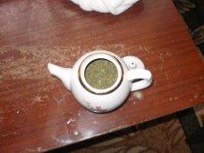 Наркотики, Крымчанин спрятал от милиции наркотики в чайнике