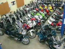 Кража, Украденные в Севастополе мотоциклы нашлись в Кривом Роге