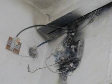 Электроснабжение, В домах Алушты стала часто гореть проводка
