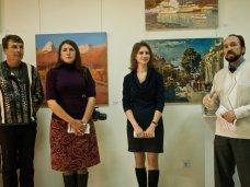 Выставка, В Севастополе открылась выставка по итогам пленэра «Аквамарин»