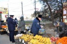 стихийная торговля, У стихийных торговцев в Алуште изъяли товара на 2,8 млн. грн.