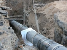водоснабжение, В Раздольненском районе начали реконструкцию сети водоснабжения