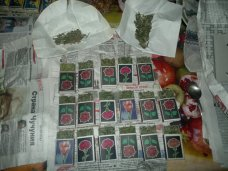 Наркотики, Наркоман из Керчи хранил дома почти килограмм конопли