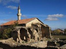 Мечеть, Турки предложили восстановить мечеть в Бахчисарае
