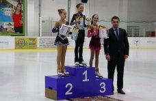 Фигурное катание, В Симферополе проходит этап кубка Украины по фигурному катанию