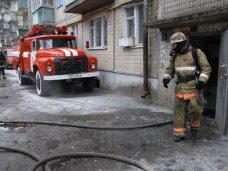 Пожар, В Крыму на пожаре спасли пьяного мужчину