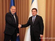 Безопасность, Могилев встретился с представителем Интерпола