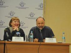 Международный книжный форум, Программа крымского книжного форума отвечает европейским стандартам, – писатель