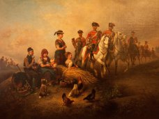 Выставка, В Севастополе открылась выставка иностранных художников
